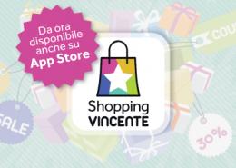 App Shopping Vincente: ora disponibile anche su App Store