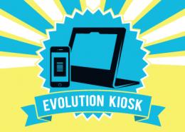 Il Mini-Kiosk per promuovere il tuo negozio e leggere la Fidelity Card Virtuale