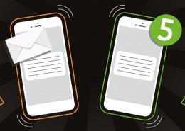 Black Friday: un motivo in più per contattare i clienti con Fidelity Card virtuale