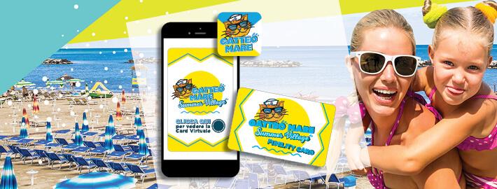 Gatteo Mare Summer Village: un approfondimento sulla App Fidelity Card