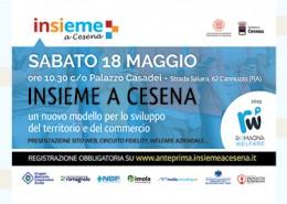 """""""Insieme a Cesena"""": portale, wallet digitale e non solo, per vivere e promuovere Cesena"""
